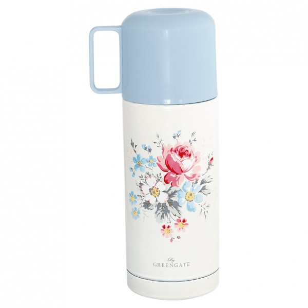 Thermoskanne Marie Pale Grey 350ml von GreenGate
