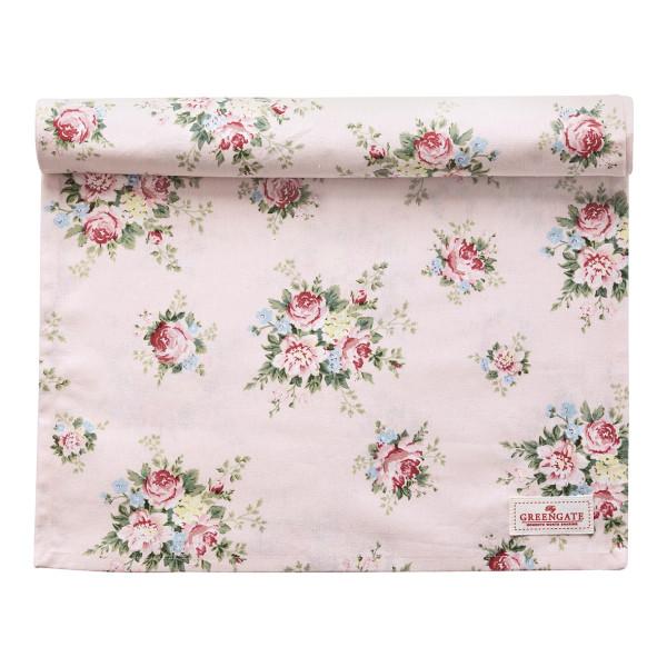 Tischläufer Aurelia Pale Pink