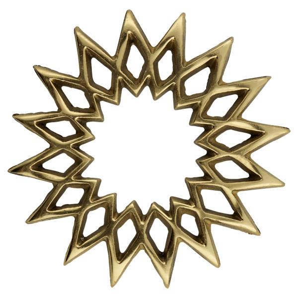Untersetzer Star Gold von GreenGate