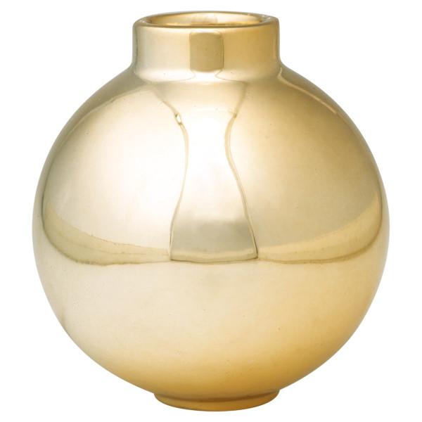 Kerzenhalter Ball Gold