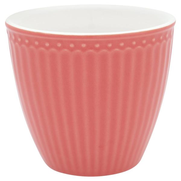 Latte Cup Alice Coral von GreenGate