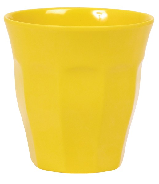 Melamine Cup Yellow