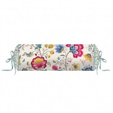 Nackenrolle XL Floral Fantasy Ecru