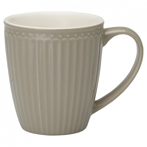 Tasse Alice Warm Grey von GreenGate