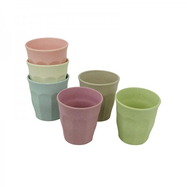 Becher CUPFUL OF COLOUR M DWN White
