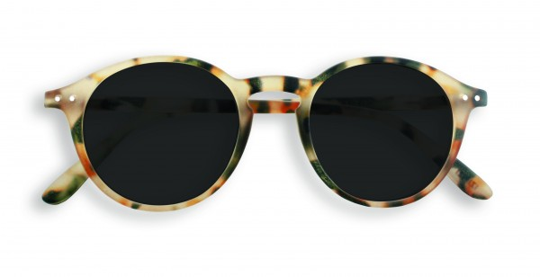 Sonnenbrille #D Light Tortoise Soft +0,0 von Izipizi