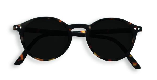 Sonnenbrille #D Tortoise Soft Grey +2,50