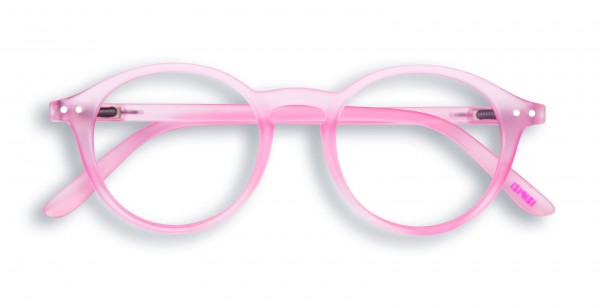 Lesebrille #D Pink Halo +3,00 von Izipizi