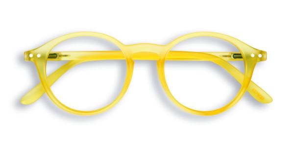 Lesebrille #D Yellow Chrome +2,50 von Izipizi
