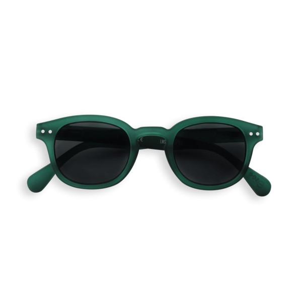 Junior Sonnenbrille #D Green 00 von Izipizi