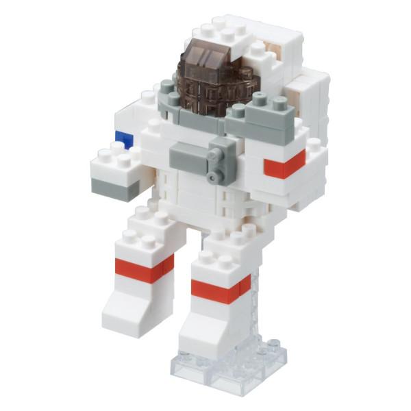 Mini Bausteine Nanoblock Astronaut von Nanoblock