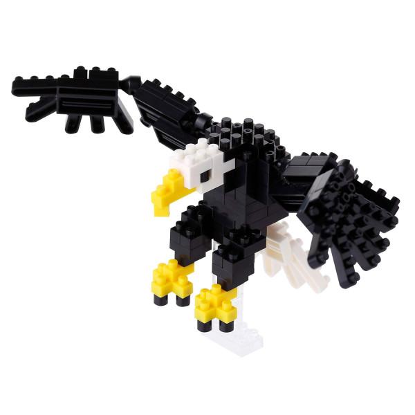 Mini Bausteine Nanoblock Bald Eagle von Nanoblock