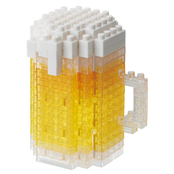 Mini Bausteine Nanoblock Bier von Nanoblock