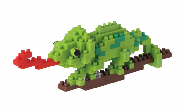 Nanoblock Mini Bausteine Nanoblock Chameleon