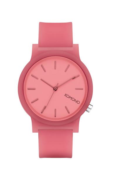 Armbanduhr Mono Berry Glow von Komono