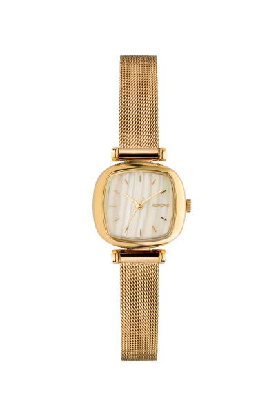 Komono Armbanduhr Moneypenny Royale Gold White