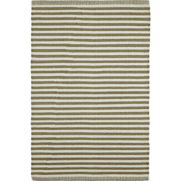 Baumwollteppich PARIS Sand/Natur von LIV Interior