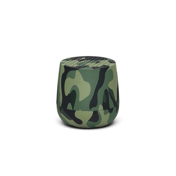 Bluetooth Lautsprecher MINO CAMO ABS Camo Green von Lexon