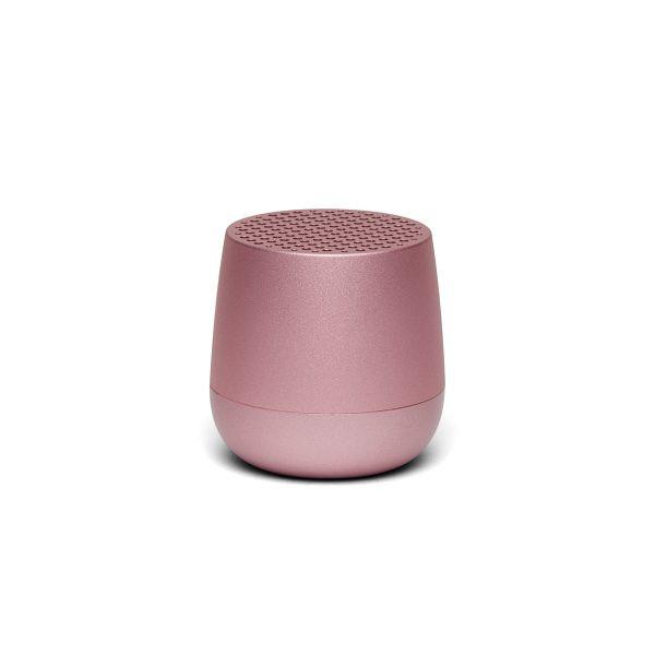 Bluetooth Lautsprecher MINO Pink von Lexon