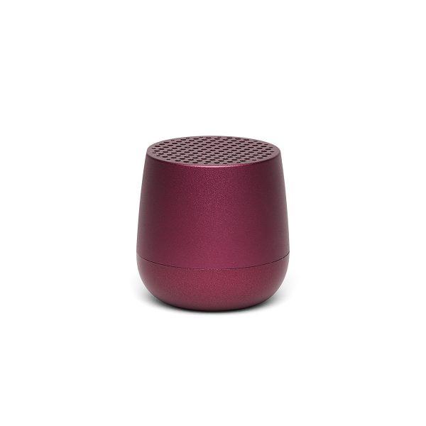 Bluetooth Lautsprecher MINO Aubergine von Lexon