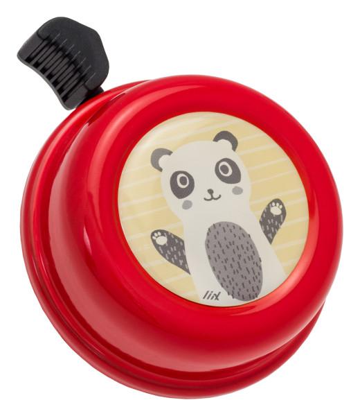 Fahrradklingel Colour Bell Cuddel The Panda von Liix
