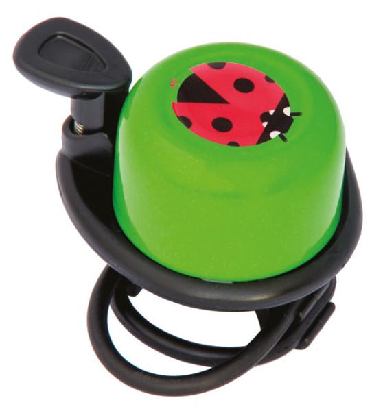 Scooter Klingel Käfer Grün