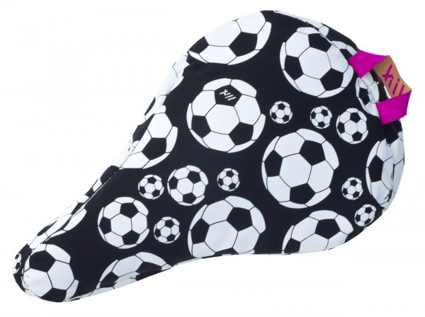 Kinder Sattelbezug Soccerball