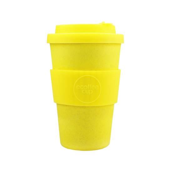 To Go Becher Like a Boss + Deckel mit Tropfschutz von ecoffee cup