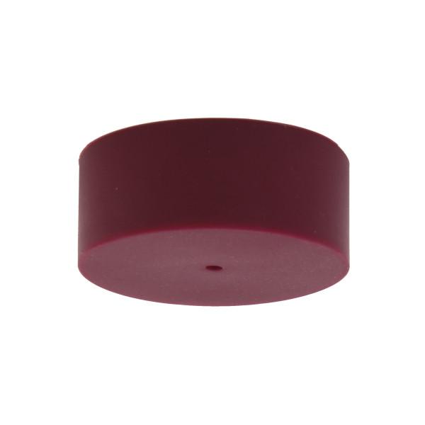 Kabelabdeckung Silikon Bordeaux von Living Colours