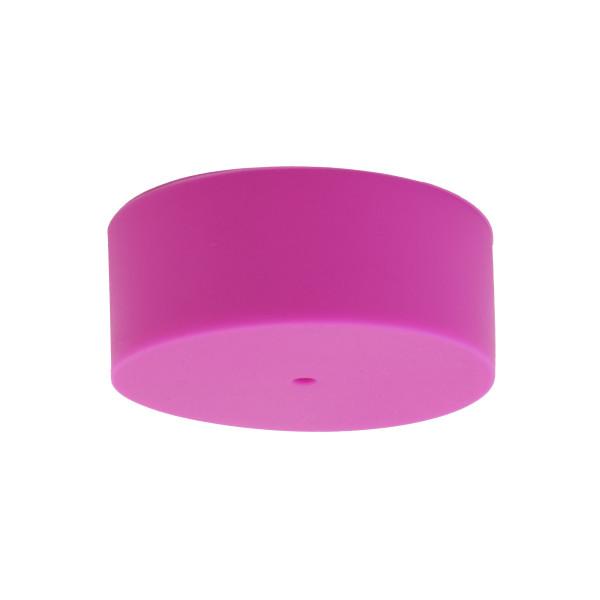 Kabelabdeckung Silikon Hot Pink
