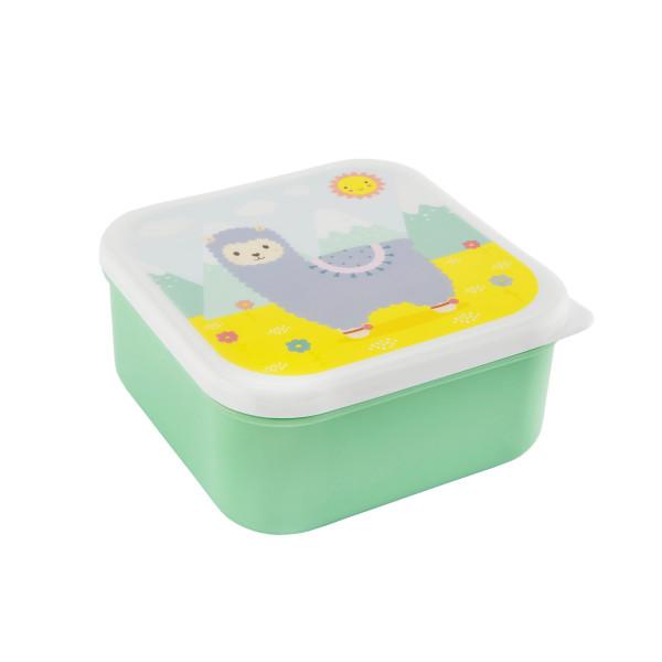 Brotdose Little Lama Lunch Box von Sass & Belle
