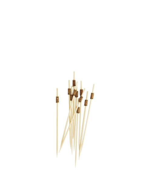 Bambus Pickser mit Perle von Madam Stoltz