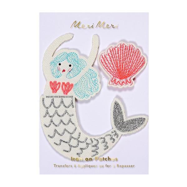 Aufnäher Meerjungfrau von Meri Meri