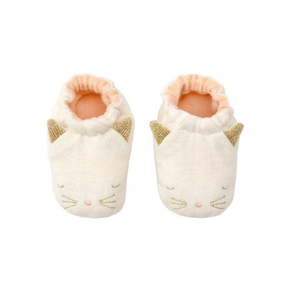 Babyschüchen Katze von Meri Meri
