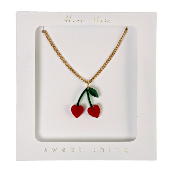 Kinderkette Cherry Charm