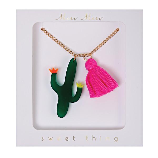 Kinderkette Kaktus