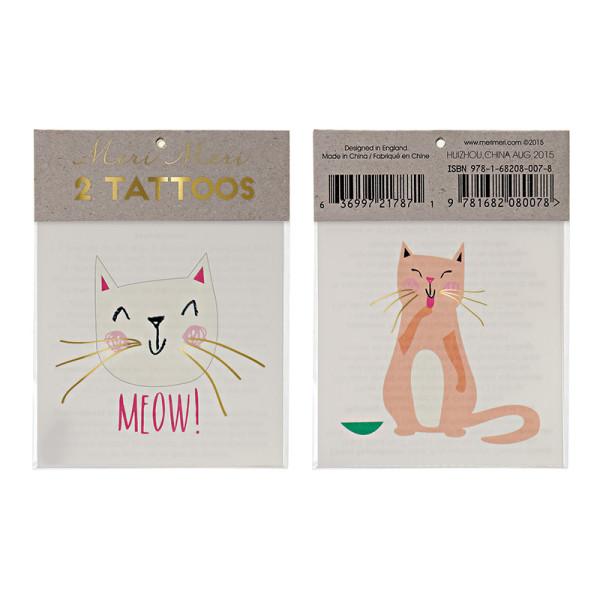 Tattoos Katze