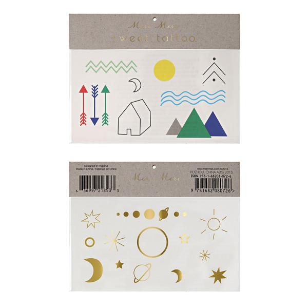 Tattoos Solar System