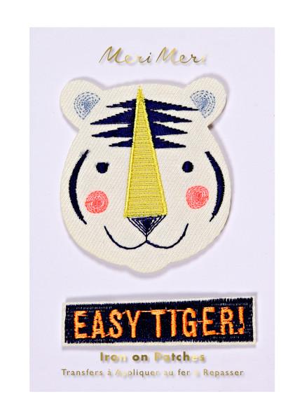 Aufnäher Easy Tiger