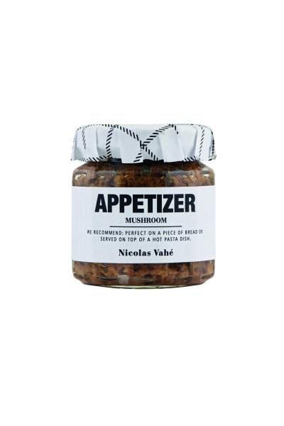 Appetizer, Pilze