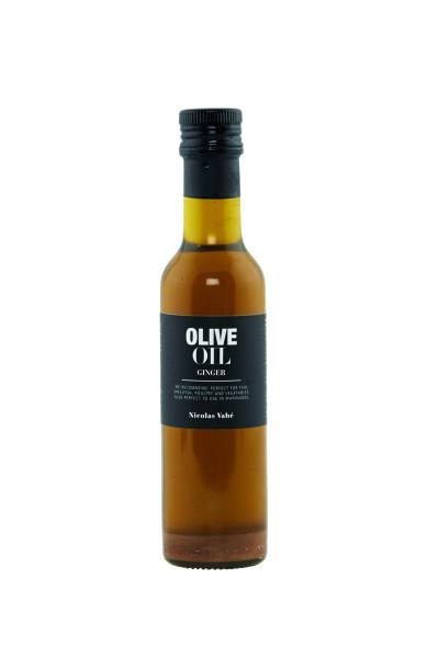 Olivenöl, Ingwer