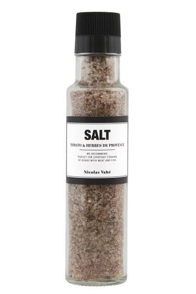 Salz, Tomate & Kräuter der Provence