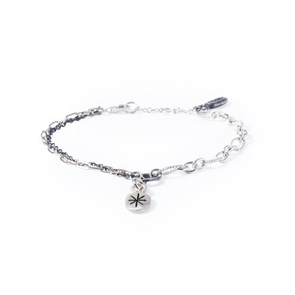 Armband Relics Circle of Life Silber