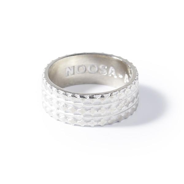 Ring Symbol Arabesque Silver 56 von Noosa Petite