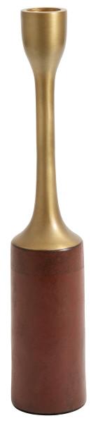 Kerzenständer Tall S Rusty Patina