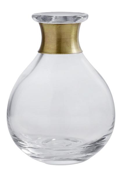 Vase Ring Deko, Clear