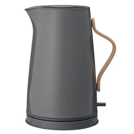 Wasserkocher Emma 1,2l Grau von stelton