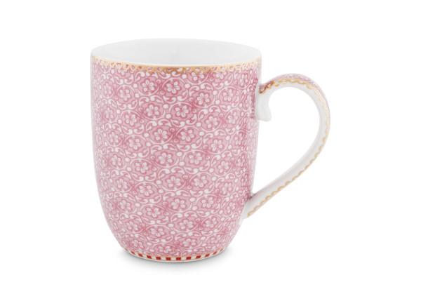 Kleiner Becher Spring to Life Pink