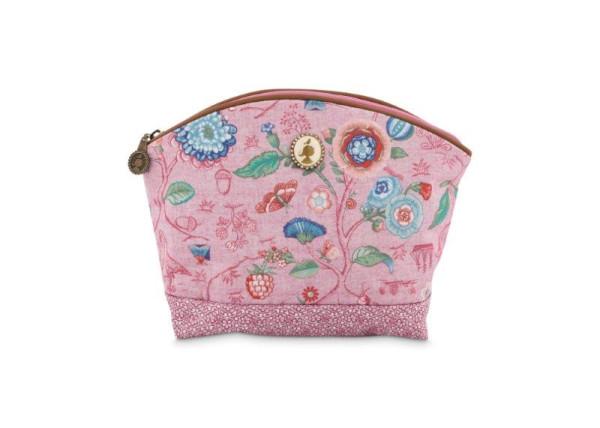 Kosmetiktasche Spring to Life Pink M