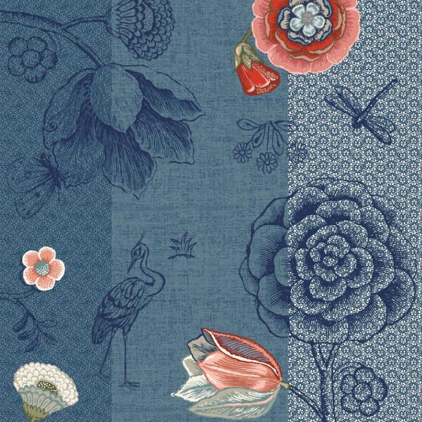 Papierservietten Spring to Life Blau